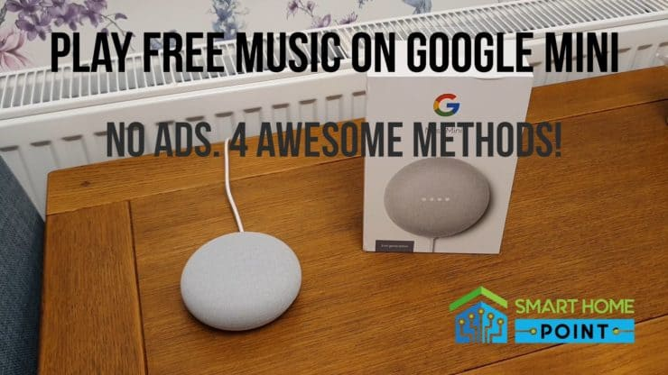 YouTube video thumbnail - play free music on Google Mini (no ads) - four awesome methods.