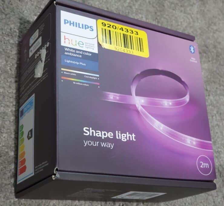 Philips Hue Lightstrip V4 base kit