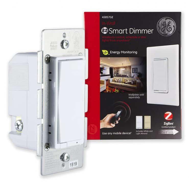 GE ZigBee Smart Dimmer